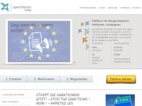 openpetition.eu