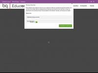 bq.com Webseite Vorschau