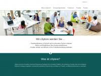 cxplore.com Webseite Vorschau