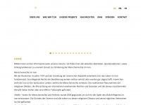 vereinwelle.ch Webseite Vorschau