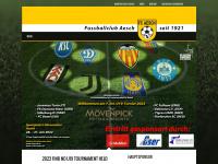 u19-turnier.ch Webseite Vorschau