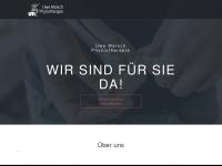 physiotherapie-maisch.de Webseite Vorschau