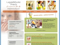 logopaedie-neviges.de Webseite Vorschau