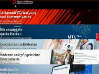 13agentur.de Webseite Vorschau