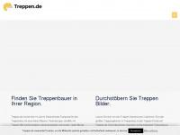 treppenbau-regional.de Webseite Vorschau