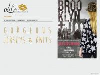 lola8.de Webseite Vorschau