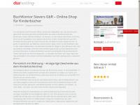 kinderbücher-shop.com Webseite Vorschau