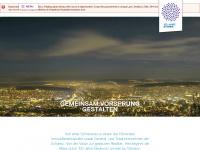 100jahresteiner.ch Webseite Vorschau