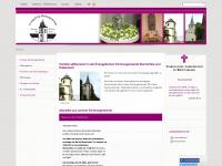 kirchengemeinde-sternenfels.de Webseite Vorschau