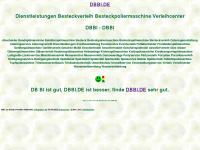 dbbi.de Webseite Vorschau