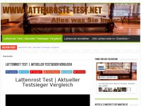 lattenroste-test.net