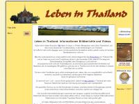 thaileben.net Webseite Vorschau