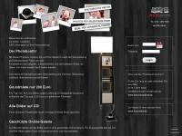photobooth-osnabrueck.de Webseite Vorschau