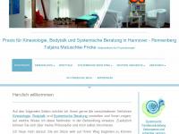 kinesiologie-hannover.net Webseite Vorschau