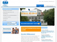physiotherapieschule-lahr.de