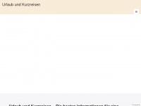 urlaub-und-kurzreisen.de