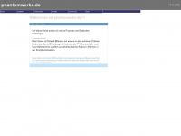 phantomworks.de Webseite Vorschau