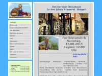 ammerseer-brauhaus.com Webseite Vorschau