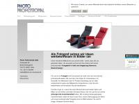 photo-pro-business.de Webseite Vorschau