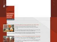 Aleksander-brueckner-zentrum.org