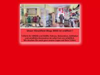 kirschfest-naumburg-shop.de Webseite Vorschau
