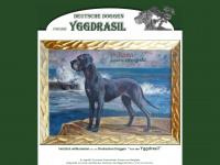 yggdrasil-doggen.de Webseite Vorschau