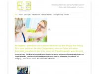 physiotherapie-lenzer-duelmen.de Webseite Vorschau