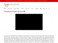 photobooth-kaufen.eu Webseite Vorschau