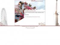 kirmes-net.de Webseite Vorschau
