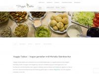 veggietables.de Webseite Vorschau
