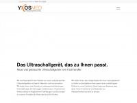 yxosmed.com Webseite Vorschau