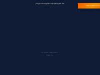 physiotherapie-oberjesingen.de Webseite Vorschau