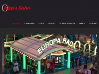 kipp-bonn.eu Webseite Vorschau