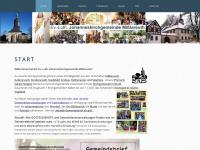 kirche-misslareuth.de Webseite Vorschau