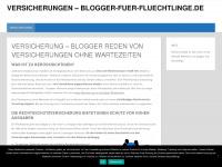 blogger-fuer-fluechtlinge.de