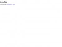 zuauf.de Webseite Vorschau