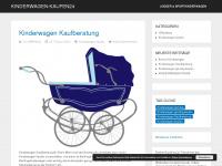 kinderwagen-kaufen24.de Webseite Vorschau