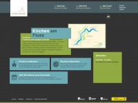 kirchen-am-fluss.at Webseite Vorschau