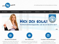 3w-azubi.de Webseite Vorschau