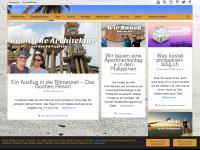 philippinen-blog.ch Webseite Vorschau
