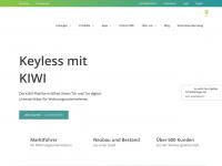 kiwi.ki Webseite Vorschau