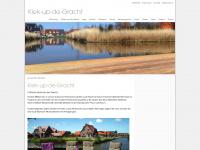kiek-up-de-gracht.de Webseite Vorschau