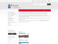 kirchenshop-westfalen.de Webseite Vorschau