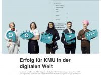 localsearch.ch Webseite Vorschau