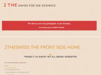 2theswiss.ch Webseite Vorschau