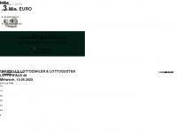 lottozahlen.com Webseite Vorschau