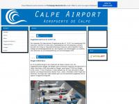 cxs-airport.de.tl Webseite Vorschau
