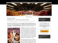 kitty-moan-universe.de Webseite Vorschau