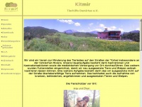 kitmir.de Webseite Vorschau