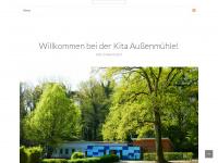 kita-aussenmuehle.de Webseite Vorschau